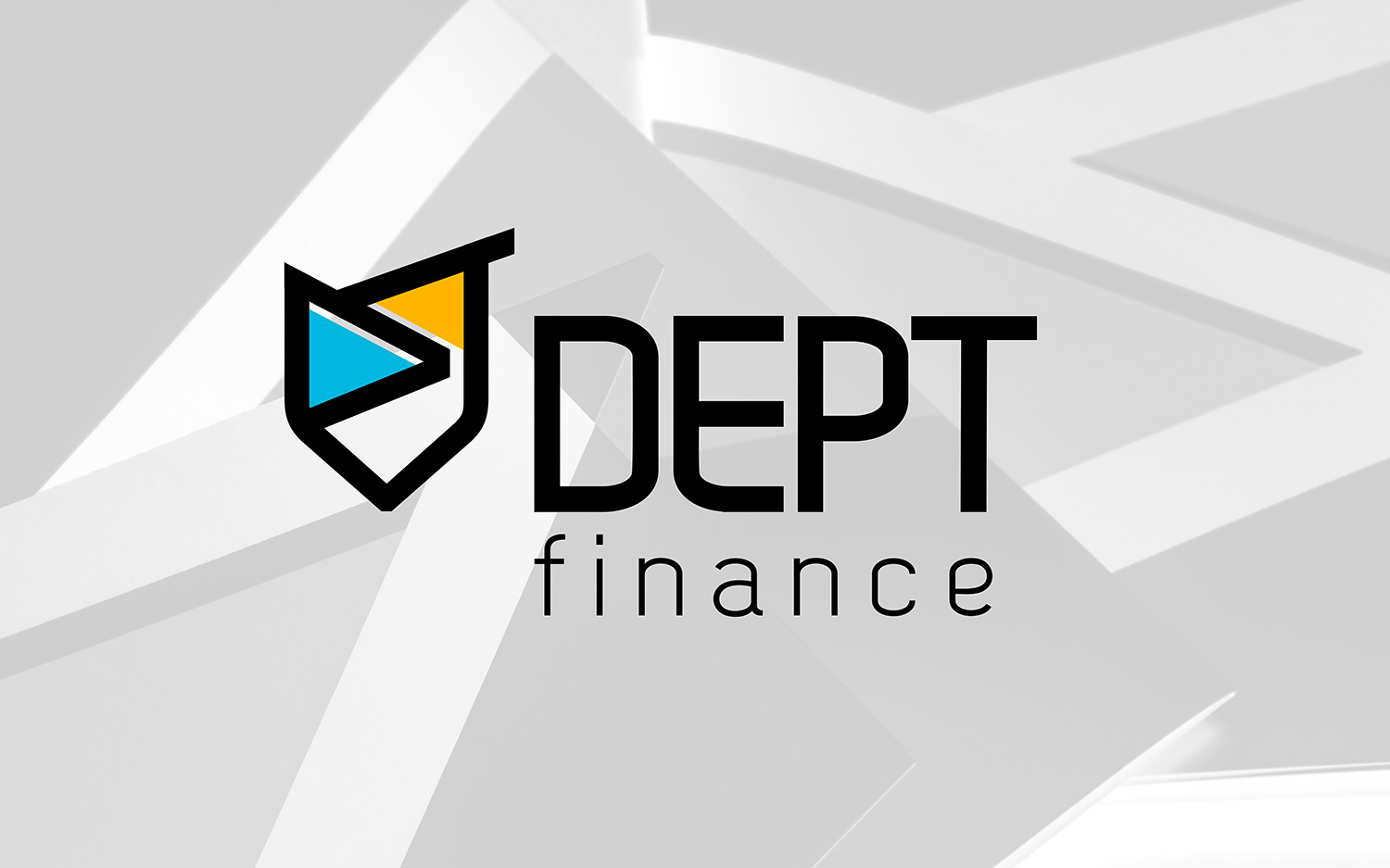 Logo of the financial company DEPT Finance
