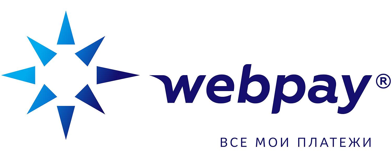 Логотип Webpay (Веб Пэй). Все мои платежи.