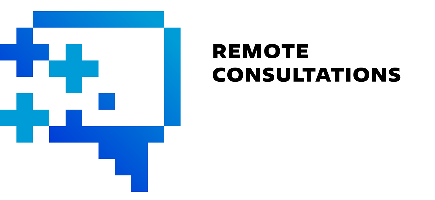 Remote doctor consultation icon. Brand medical icons pixel art.